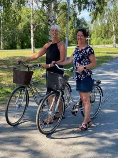 Målet: 80 procent ska gå eller cykla till skolan 1
