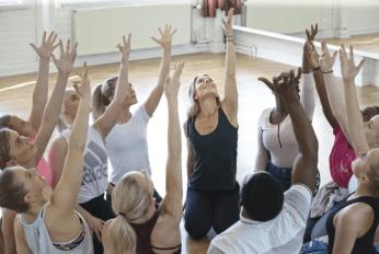 Dansa för att stärka psykisk hälsa 1