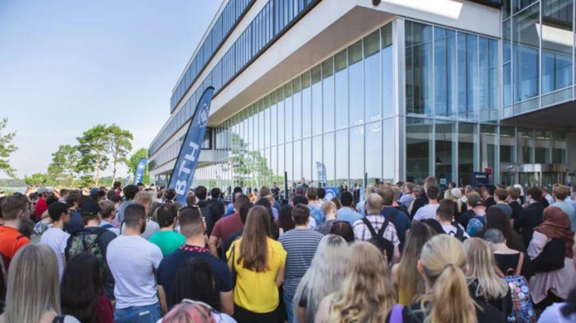 Blekinge Tekniska Högskola ökar mest