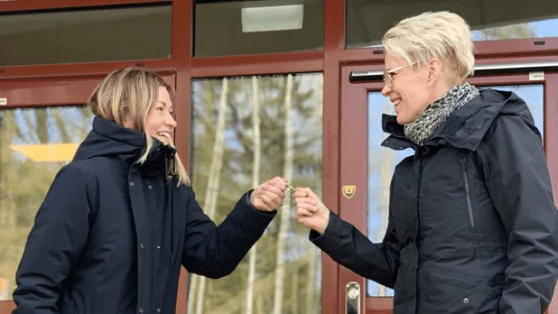 Snart öppnar nya JENSEN förskola Nedersta