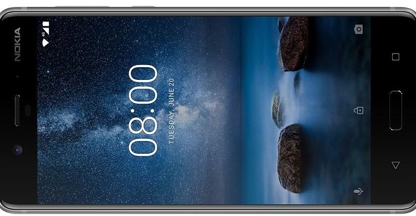 Flaggskeppstelefonen med ZEISS-optik, Nokia 8