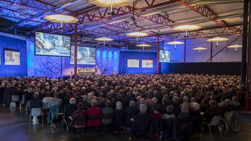 1400 besökare, Pop-up store och produktmässa när Sveriges största årsstämma gick av stapeln