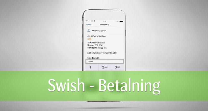 Swish har tagit Sverige med storm − nu även flitigt använt vid e-handel