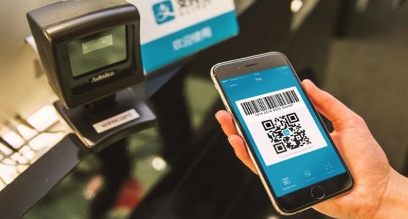 Adyen rullar ut världsomspännande stöd för Alipay i butik