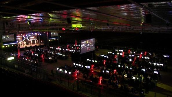 Lanbit Light i Kungsbacka är e-sportfesten alla är välkomna till