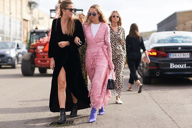 Boozt ingår ett exklusivt samarbete med Copenhagen Fashion Week