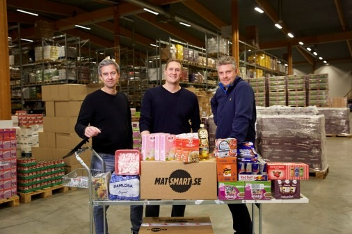 Matsmart tar in totalt 100 miljoner –IKEA koncernen investerar