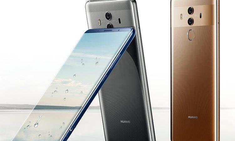 Huawei Mate 10 Pro prisas av kritiker