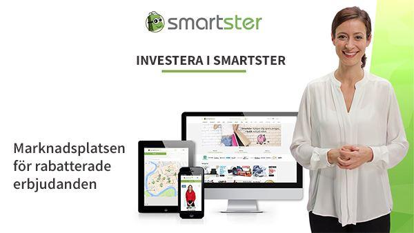 Smartster blir publikt och startar crowdfunding