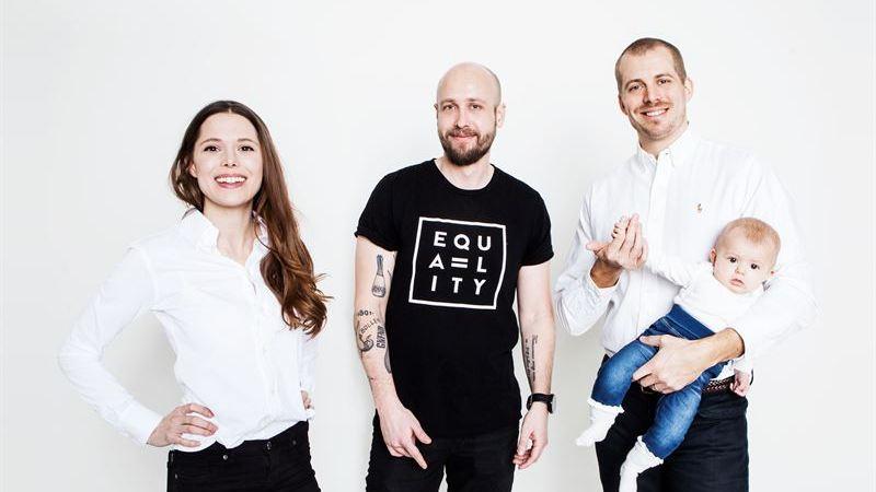 Lekmer-grundare startar nytt family tech-bolag