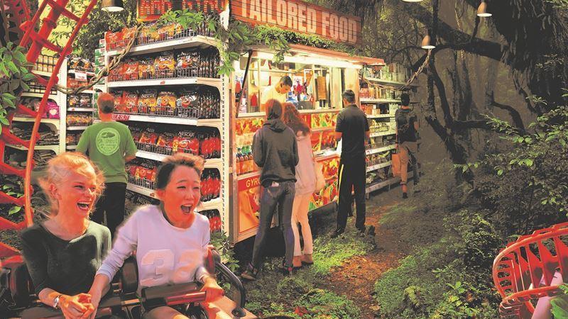 Ny framtidsrapport: Mikrohandel och upplevelser formar framtidens konsumtion