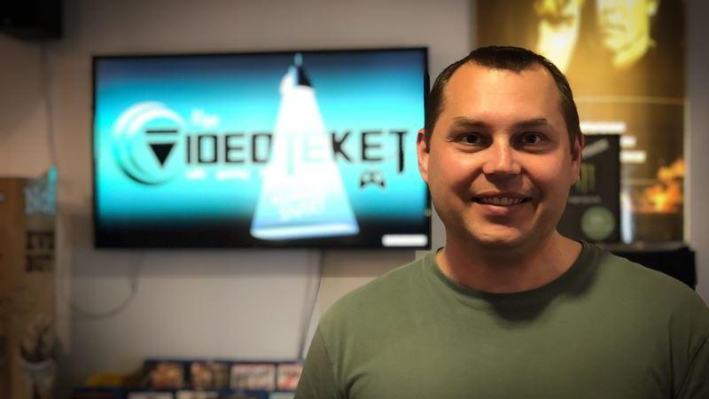 Nytt koncept för e-gaming i Diös lokaler på kyrkogatan i Sundsvall
