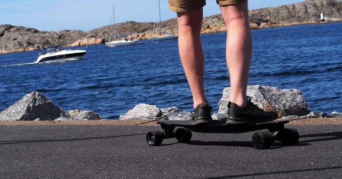Hobbex satsar på el-longboards