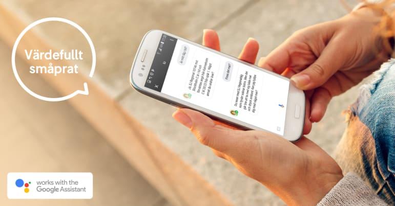SJ lanserar ny rösttjänst för Google Assistent