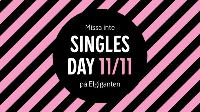 Dags för världens största handelsdag – Singles Day 11/11
