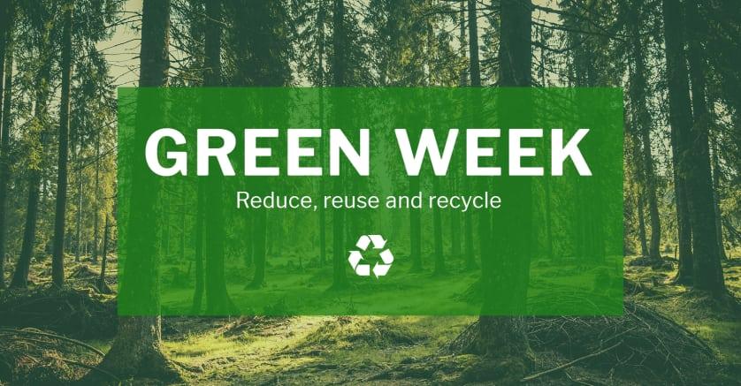 Motaktion till Black Week: Hälsoföretaget Yogobe skapar den digitala bytesveckan Green Week