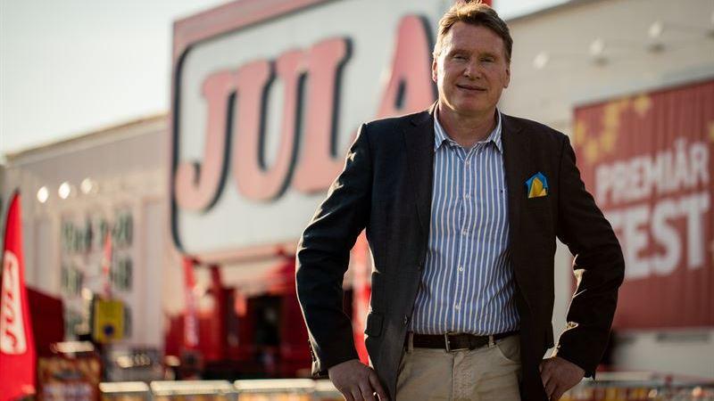 Jula Holding-koncernen utvecklas