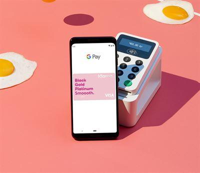 Google Pay nu tillgängligt för Klarnas kortanvändare