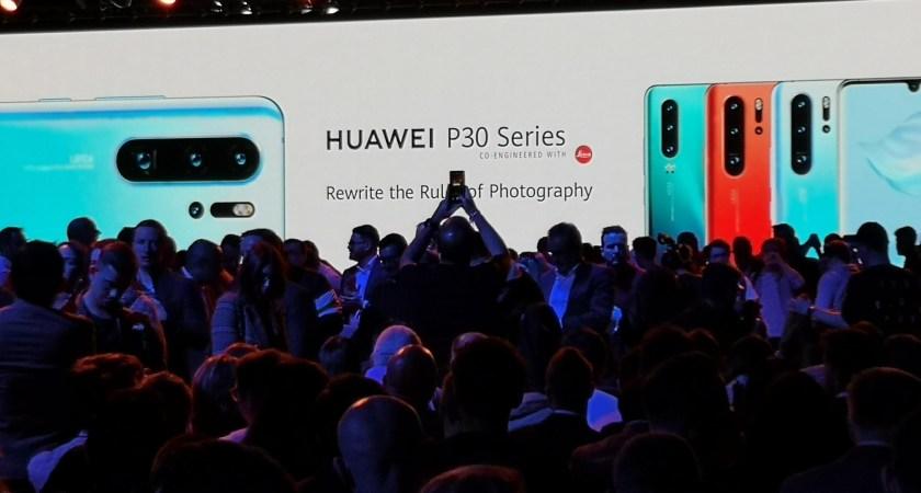 Stora möjligheter ger Huawei P3 -serien som bryter ny mark inom mobilfotografering