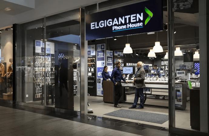 Elgiganten öppnar i Nässjö!