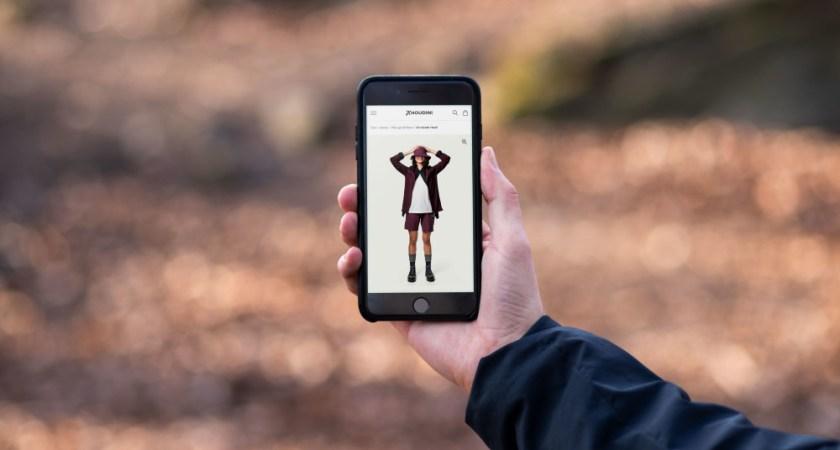 Houdini Sportswear lanserar ny e-handel med Cloud Nine