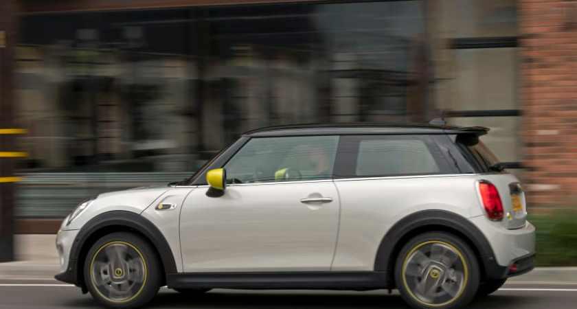Nu lanseras en helt elektrisk MINI Cooper