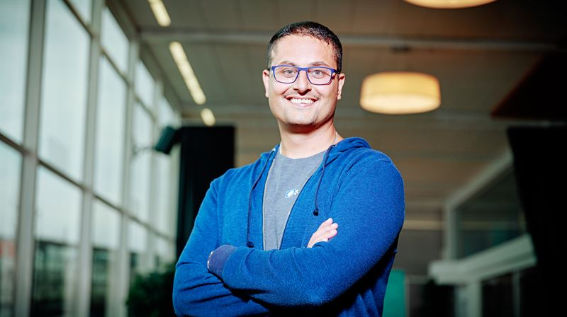 Amer Mohammed chef för nya enheten Digital på Coop