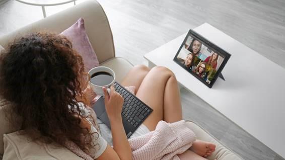Lenovo presenterar smarta produkter som underlättar din digitala vardag