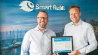 Smart Refill får förnyat PCI-certifikat enligt högsta internationella standard