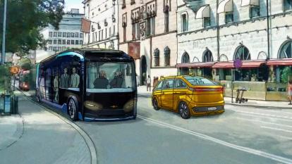 Telia i nytt samarbete kring 5G-uppkopplade fordon - för en effektiv och klimatsmart kollektivtrafik 1