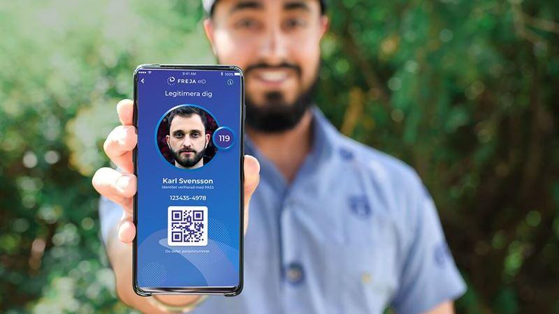 Freja eID fungerar nu som legitimation i ATG:s butiker