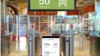 För en säker shoppingupplevelse – Gunnebo lanserar lösning för att säkerställa social distansering