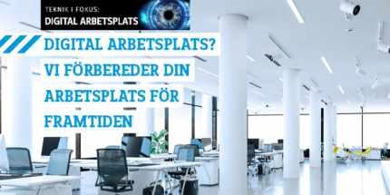 Conrad Elektronik hjälper dig att digitalisera arbetsplatsen 1