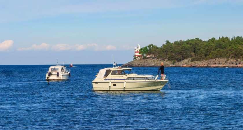 En av tio svenskar är intresserade av att skaffa båt i sommar