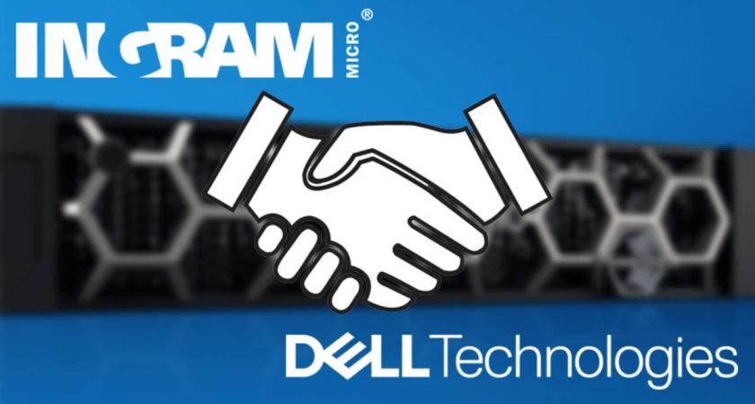 Ingram Micro och Dell Technologies i utökat partnerskap