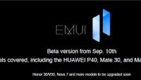 Huawei lanserar EMUI 11