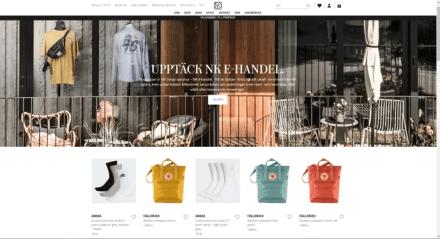 Nordiska kompaniet  öppnar e-handel på Episerver i samarbete med Avensia 1