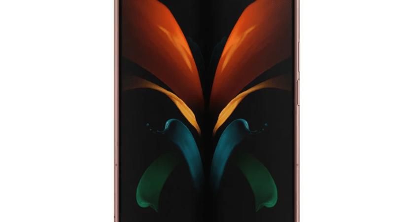 Säljstart för Samsung Galaxy Z Fold2 5G i Sverige