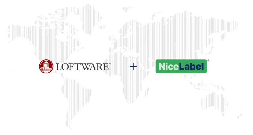 Loftware och NiceLabel ger bredare globalt ledarskap inom märkning och etikettering