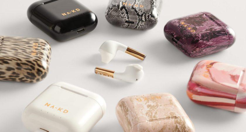 Defunc och NA-KD lanserar exklusiv True Wireless-kollektion