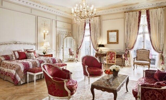 Lev ditt bästa #HotelLiv inspirerat av regencypoken med Hotels.com