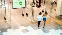 Kundräknare i realtid hjälper butiker att få kontroll