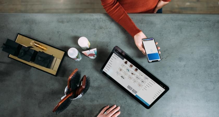 Färska siffror: Två av tre kunder föredrar mobila tekniklösningar när de shoppar i butik
