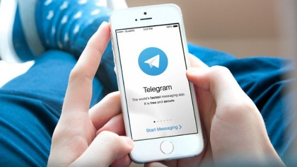 Telegramm-App.