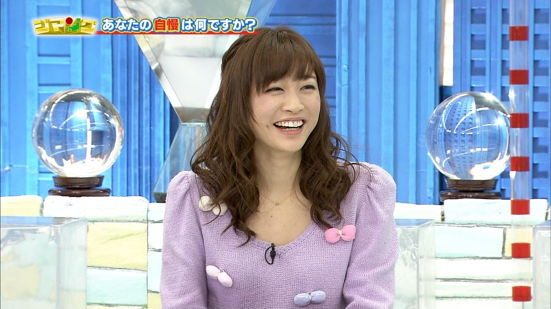 笑顔の新井恵理那