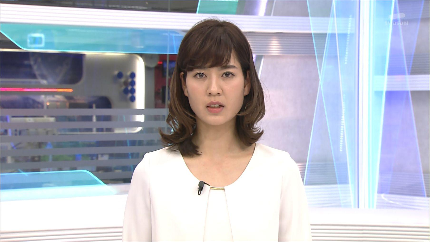 テレビ朝日の桝田沙也香アナがかわいい!気になるカップや身長は?