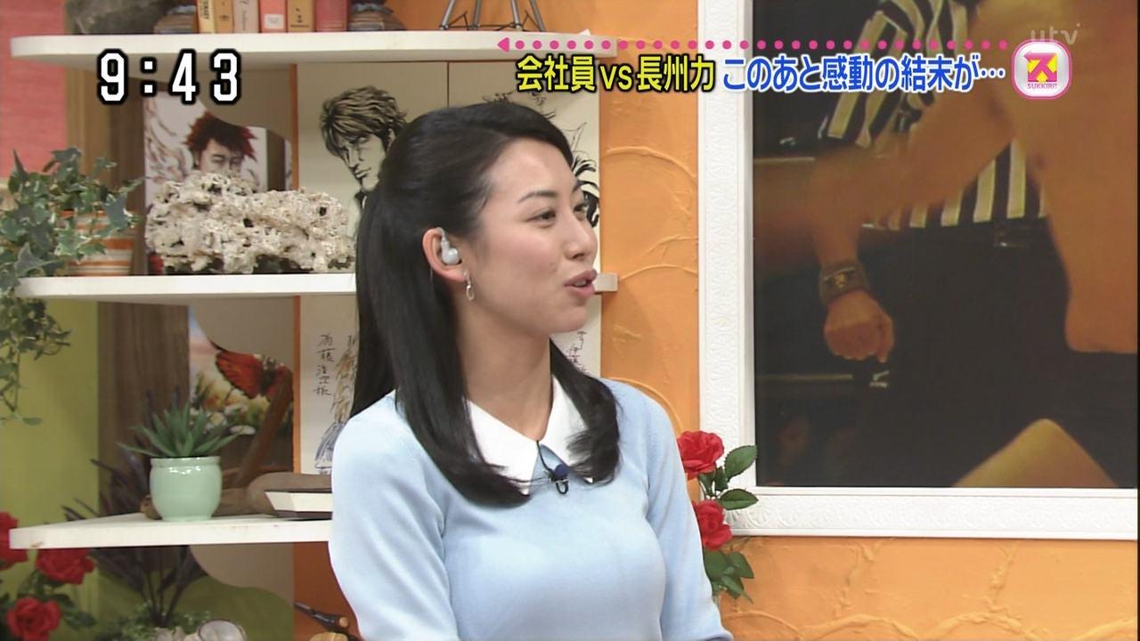 日テレ杉野真実アナがかわいい!...