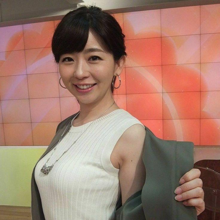 テレビ朝日の松尾由美子アナがか...