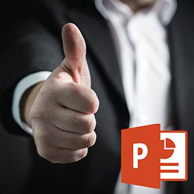 PowerPoint billede IT Univers