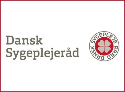Dansk Sygeplejeråd logo, kunder IT Univers